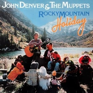 John Denver & The Muppets - Rocky Mountain Holiday Original Soundtrack (EXPANDED EDITION) (1982) CD 5