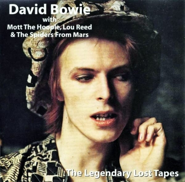 David Bowie - Legendary Lost Tapes (1973) CD 1