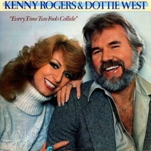 Kenny Rogers & Dottie West - Every Time Two Fools Collide (CANADA VERSION) (1993) CD 16