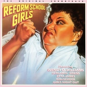 Reform School Girls - Original Soundtrack (1986) CD 6