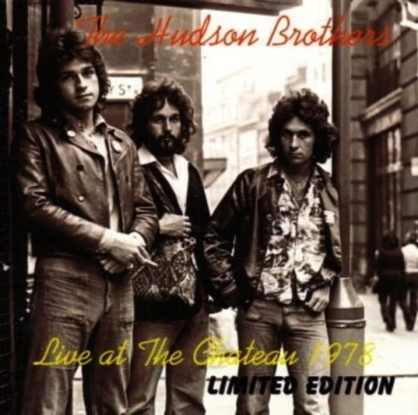 The Hudson Brothers - Live At The Chateau 1978 (2008) CD 1